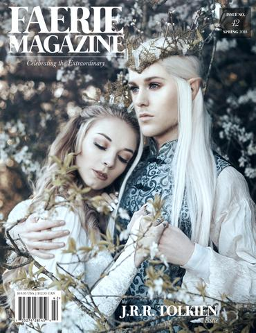 Faerie Magazine, Issue 42 Cover