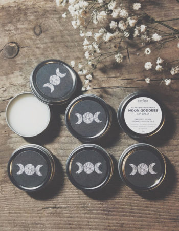 Moon Goddess Lip Balm