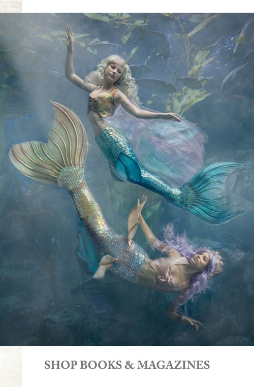 Mermaid Cover of Faerie Magazine Issue 43 - Shop Books & Magazines