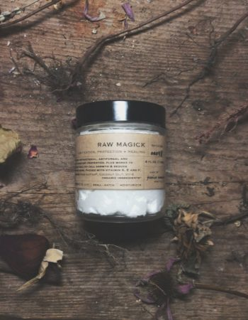 Raw Magic Organic Body Butter